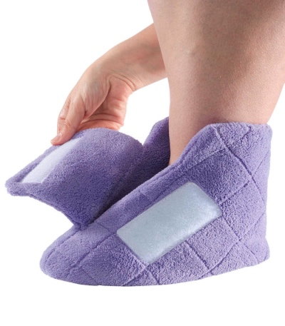 Extra Wide Diabetic Slippers
