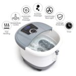 5 Ultimate Heated Foot Spa Bath Review 2020