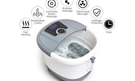 5 Ultimate Heated Foot Spa Bath Review 2021