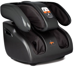 Black Foot And Calf Massager by Human Touch
