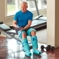 Leg Compression Machine