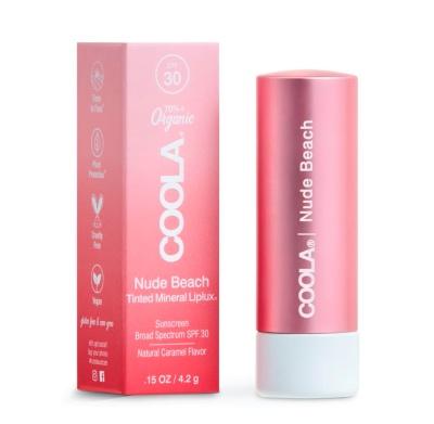 Pink Coola Tinted Lip Balm