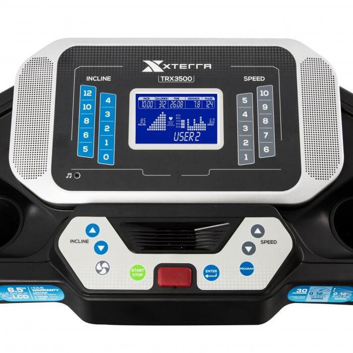 Xterra Treadmill 2