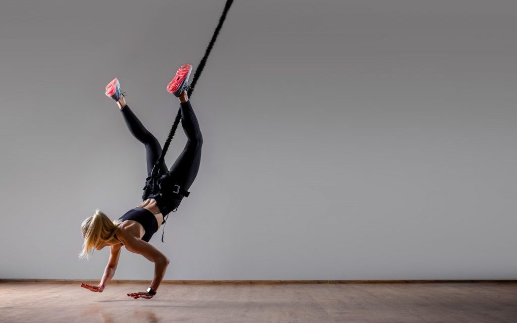 All About Bungee Fitness and Its Benefits for 2021