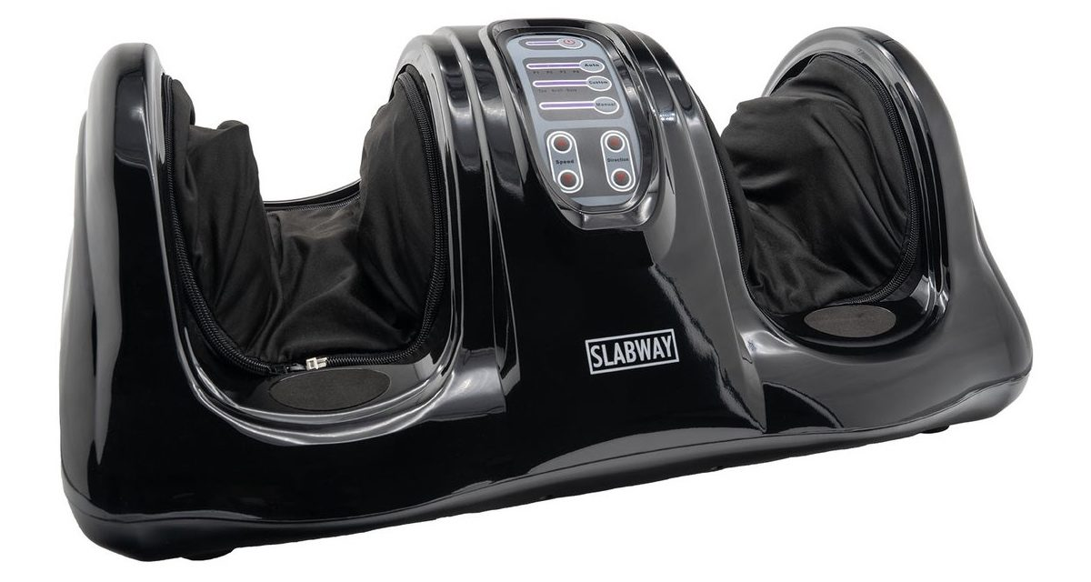 Best Review of Slabway Foot Massager For 2021