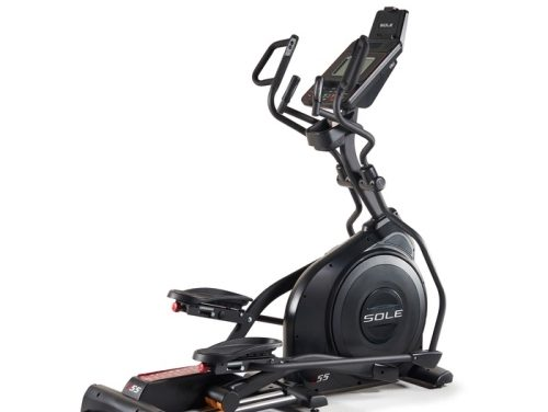 Best Sole E55 Elliptical – Durable and Compact for Your Home